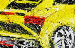 TR 34 - Yellow Lamborghini