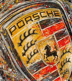 TR 156 - Porsche Logo