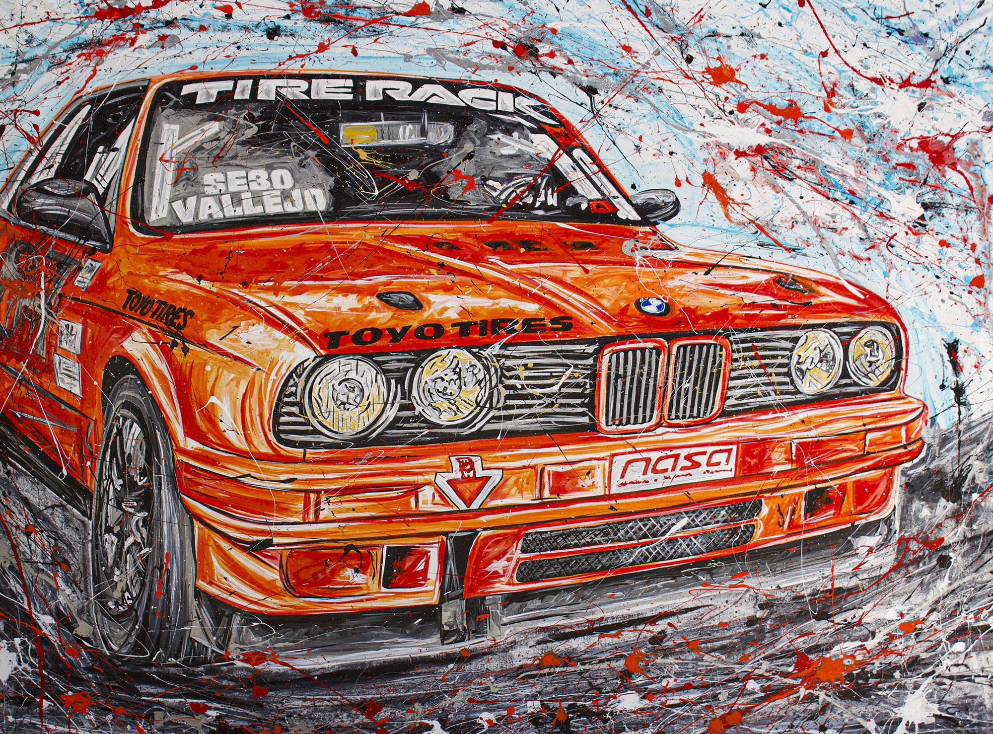 TR 161 - BMW Racing