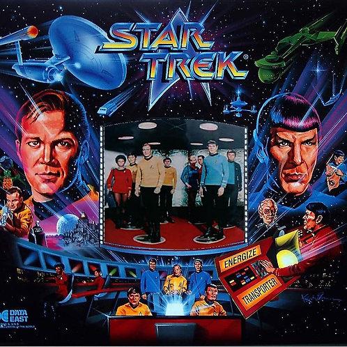 Star Trek 25th