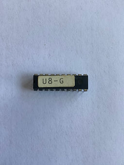 IC U8-G PAL CHIP