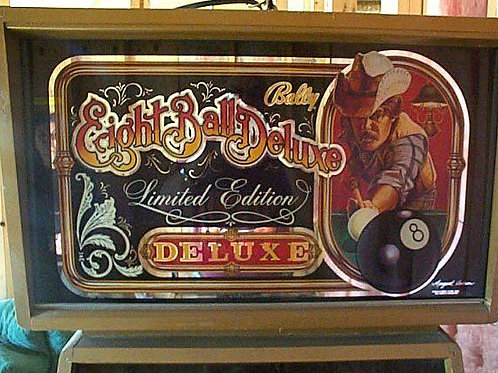 Eight Ball Deluxe LE