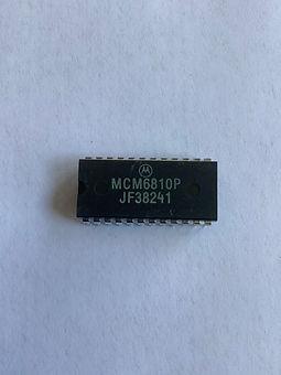 IC 6810 RAM