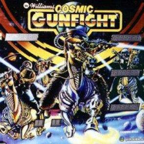 Cosmic Gunfight