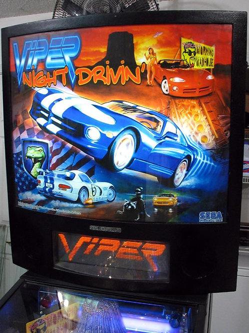 Viper night drivin'