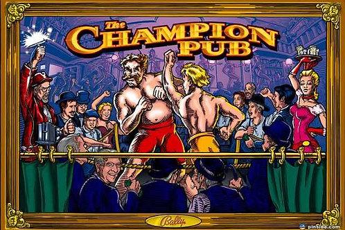 Champion pub