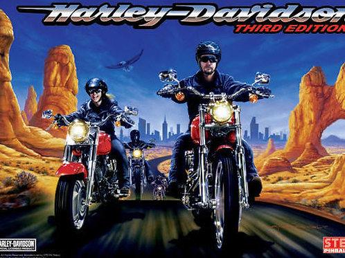 Harley Davidson (THIRD EDITION)