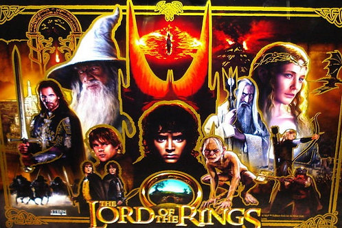Lord of the Rings Limited Edition