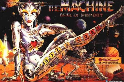 The Machine Bride of Pinbot