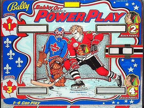 Bobby Orr Power Play