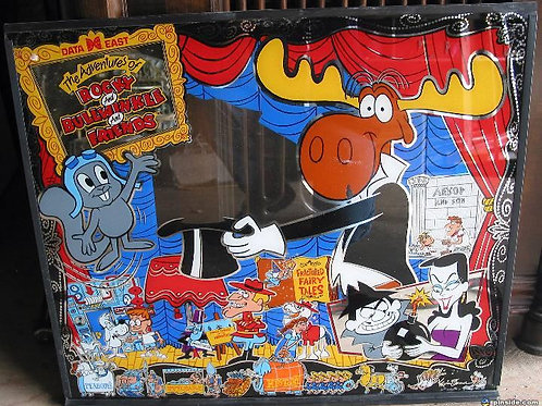 The Adventure of Rocky and Bullwinkle and Friends
