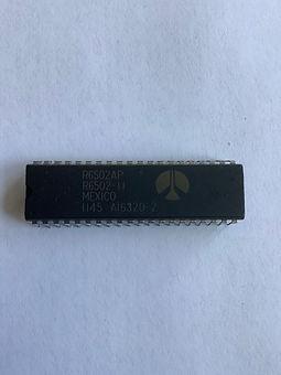 IC 6502 PROCESSOR