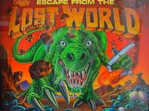 Escape from the Lost World
