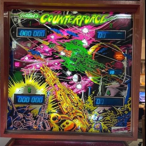 COUNTERFORCE 01