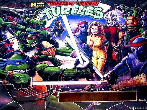 T.M.N.T. (Teenage Mutant Turtles)