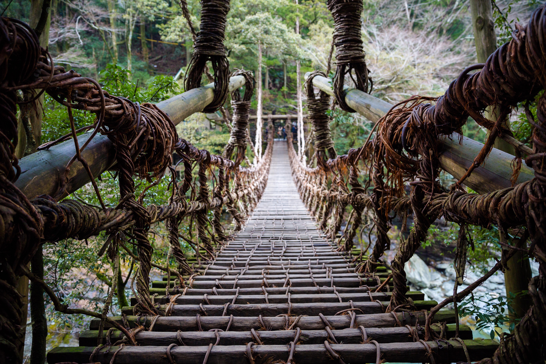 Shikoku - Iya Valley Kazurabashi-516