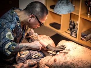 Wabori: Getting Under the Skin