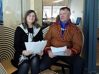 NSR-flertallet sier nei til Finnmark som felleseie