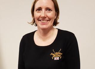 May Kristin Knutsen ny leder i region Gaisi/Troms.