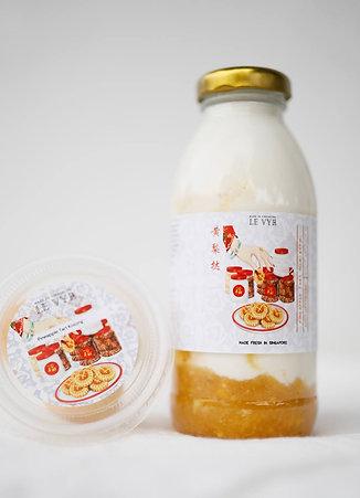 Pineapple Tart Milk Kefir | Large