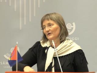 Gi midler til den nye samiske forfatterforeningen