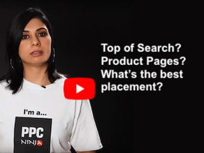 How to pick the best placement for your Sponsored Product Ads