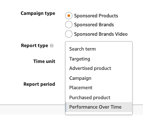 Amazon Sponsored Products Ads Reports