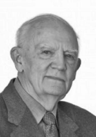 Edward Leckett 1935 - 2019 President of the Pointe-Claire Lawn Bowling Club