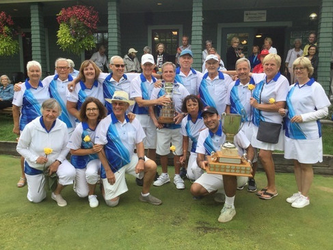 The 2019 Govenor General and Rose Bowl gold medal winners from Quebec