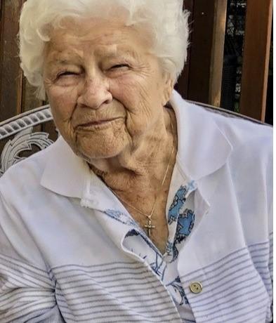 Mary Eileen Crosthwait July 7, 1920 - July 13, 2021