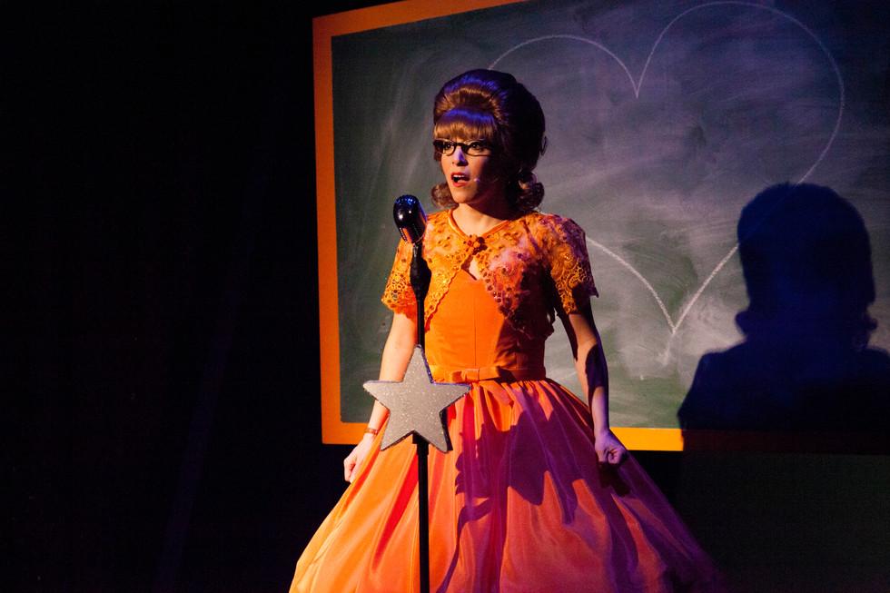 Christina Bianco in The Marvelous Wonderettes
