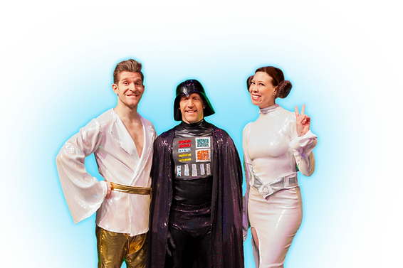 A Musical About Star Wars