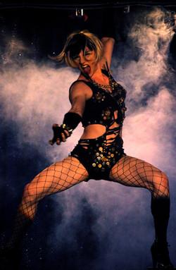 Ricky Schroeder as Lady Gaga