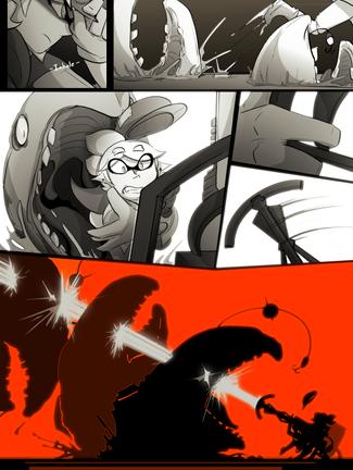 Restless Webcomic Page