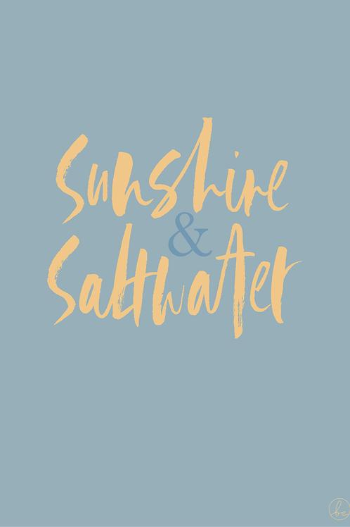Sunshine & Slatwater