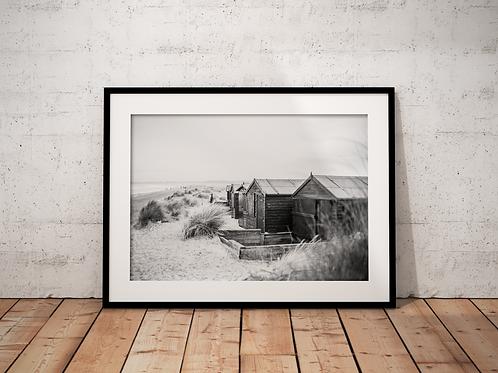 Walberswick huts