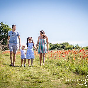 Lorraine & family