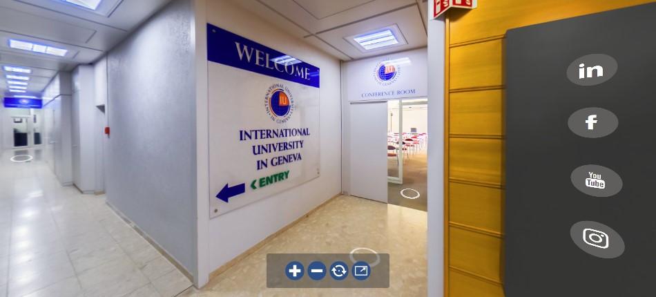 Image de l'Université internationale de Genève