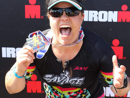 The Maine Adventure: How I PR'd in Maine 70.3