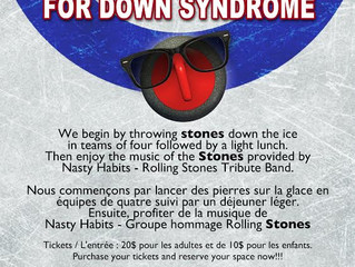 "The ""Stones"" Fundraiser"