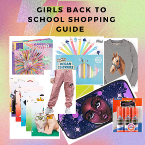 The Cool and Confident Girls Back to School Online Shopping Guide