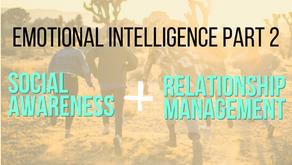 Part 2 -Emotional Intelligence- We Want, Crave, Hurt, Love