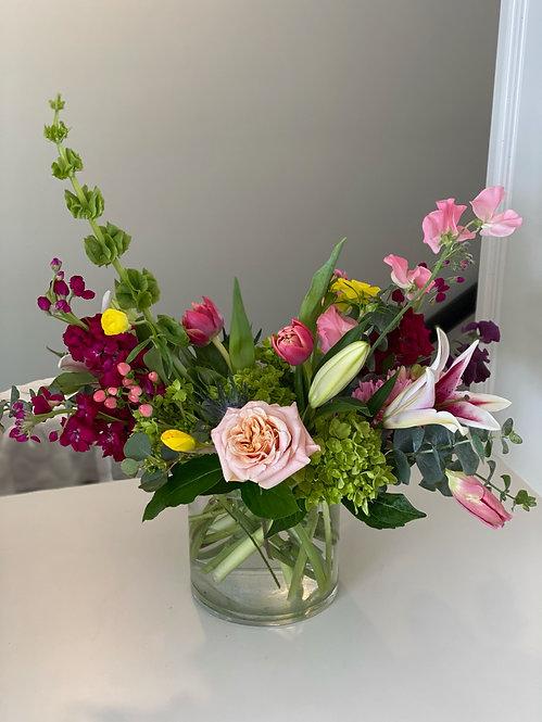 Go Big Arranged Flowers