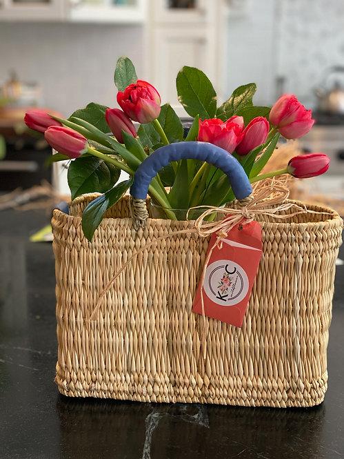 Basket of Flowers Gift