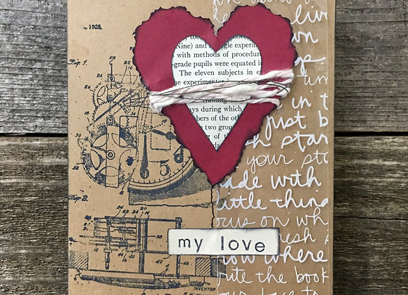 Valentine's Card Making Workshop