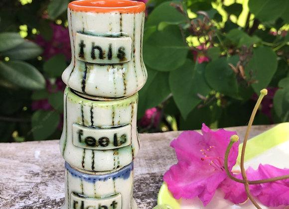 Whimsy Vase Trio