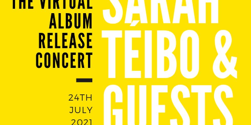 Restored - The Virtual Album Release Concert, With Sarah Téibo