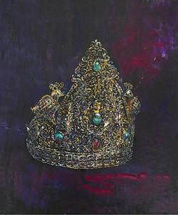 Jemaar (Moroccan Bridal Crown)