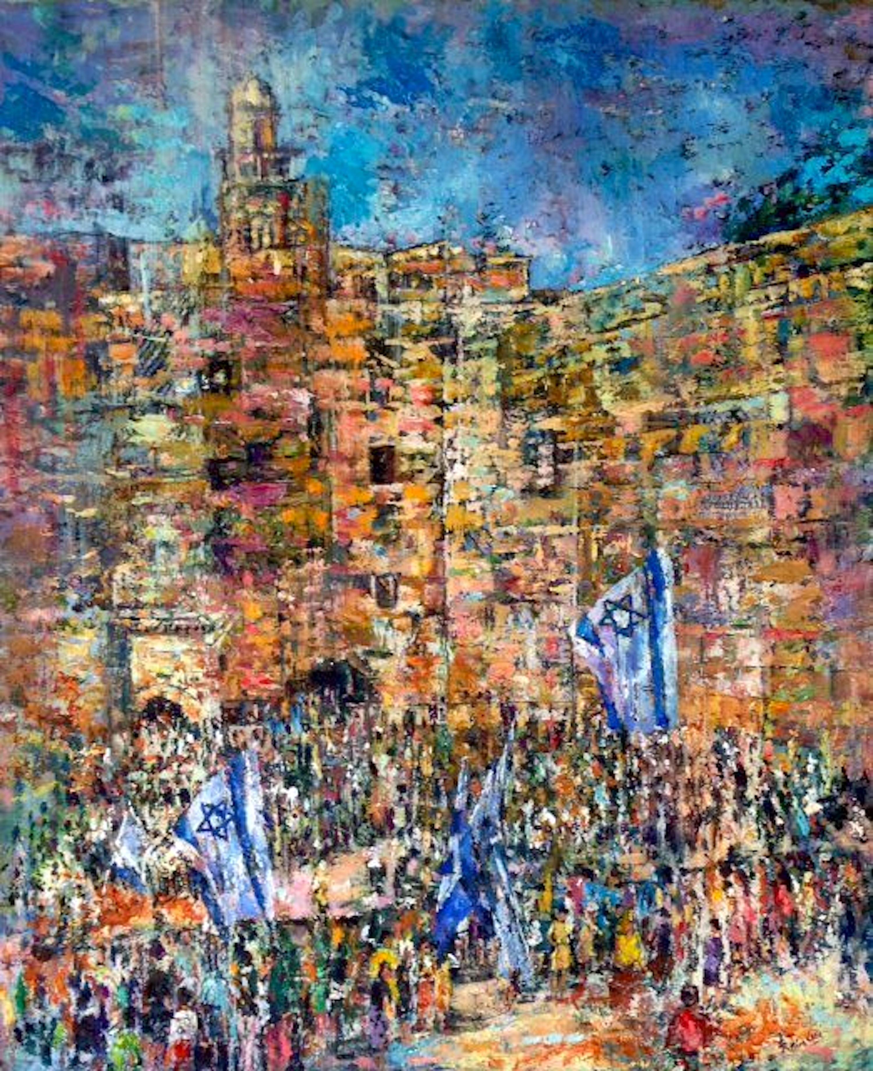 Yom Ha'Atzmaut, Jerusalem
