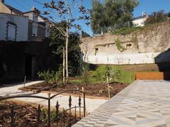 Jardin étagé à Basse-Indre 2